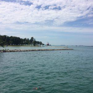 Pulau Hantu - Ghost Wreck