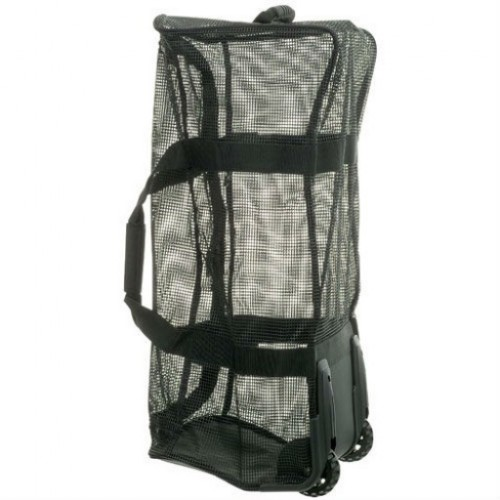 3a2fa2523 XS Scuba Wheeled Mesh Duffel Bag