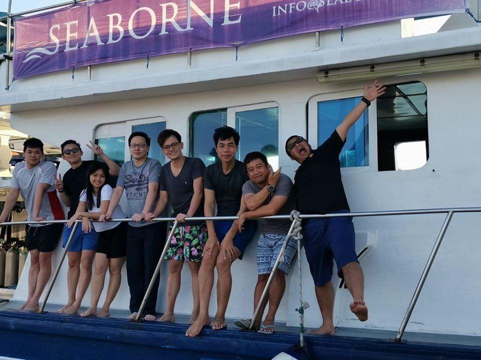 Diving Courses Singapore